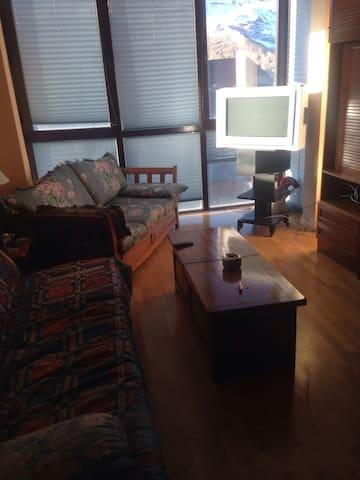 Habitación en formigal centro - Formigal - Huis