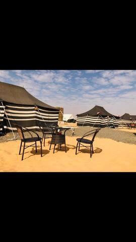 Wahiba Bedouin camp