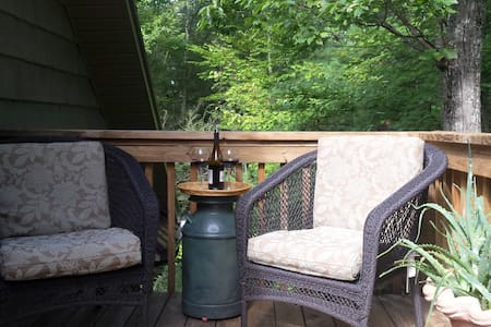 Your Guesthouse in the Smokies! - Cosby - Lakás