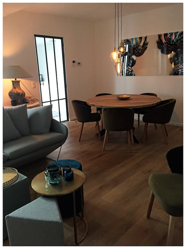 Boutique  apartment in the city center of Bruges