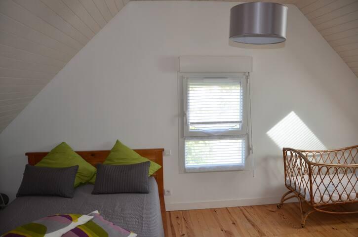 Une maison de détente au coeur de grands espaces - Locmaria-Plouzané - Casa