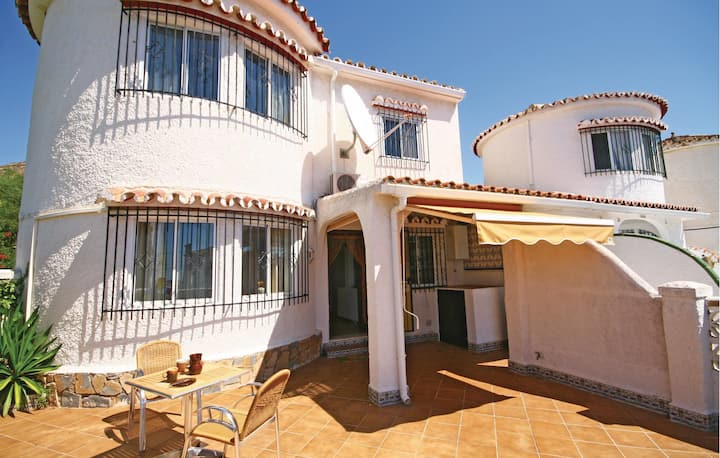 Terraced house with 3 bedrooms on 110m² in Benalmádena Costa
