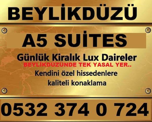 BEYLİKDÜZÜ A5Suites