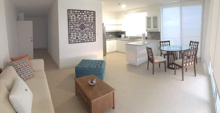 Departamento en Playas - condominio Punta Mar