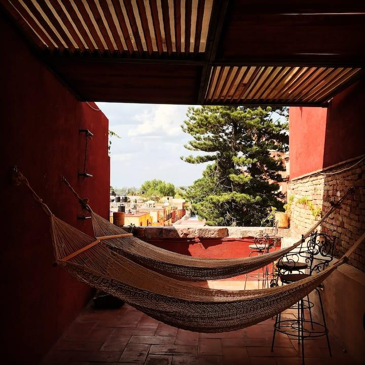 Habitación 050 Casa Rinconada.
