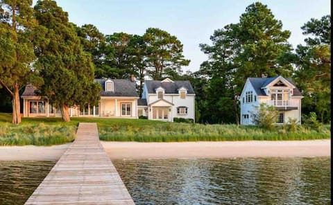 Waterfront Retreat & Guest House