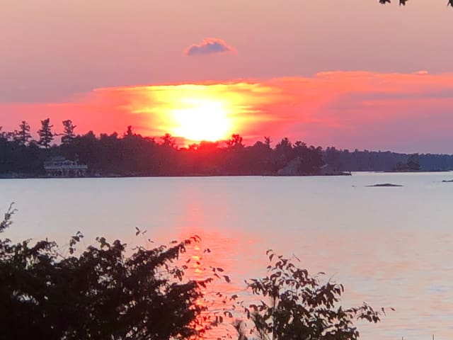 Goosebay Retreat Alexandria Bay NY