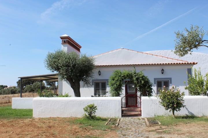 Splendid Oasis in the heart of Alentejo- FARMHOUSE