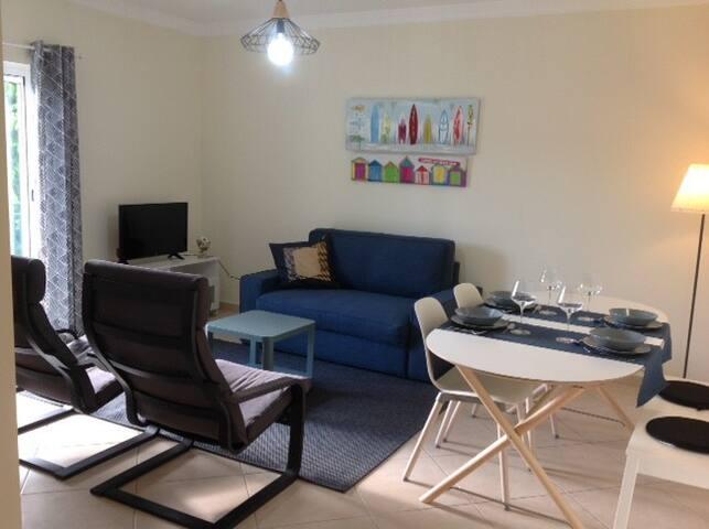 Apartment close to Ria Formosa