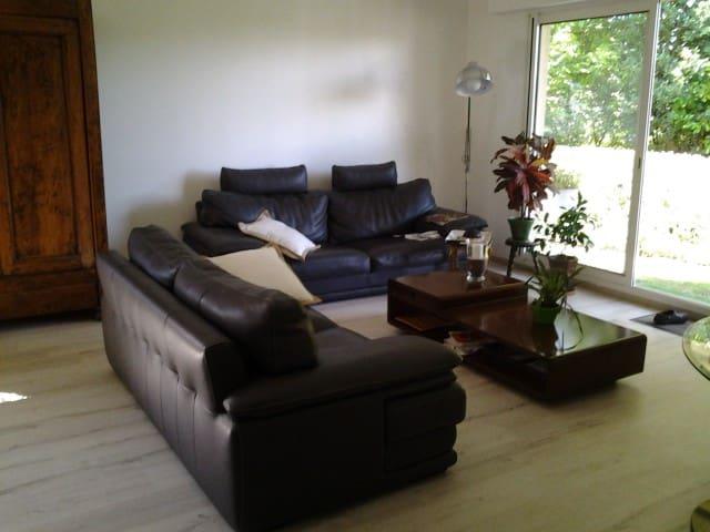 Bel appartement proche de Rouen - Mont-Saint-Aignan - Apartment