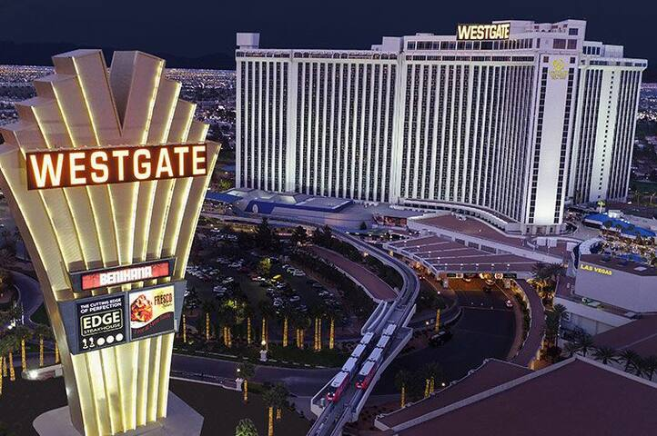 Historic Casino Resort! Westgate Las Vegas