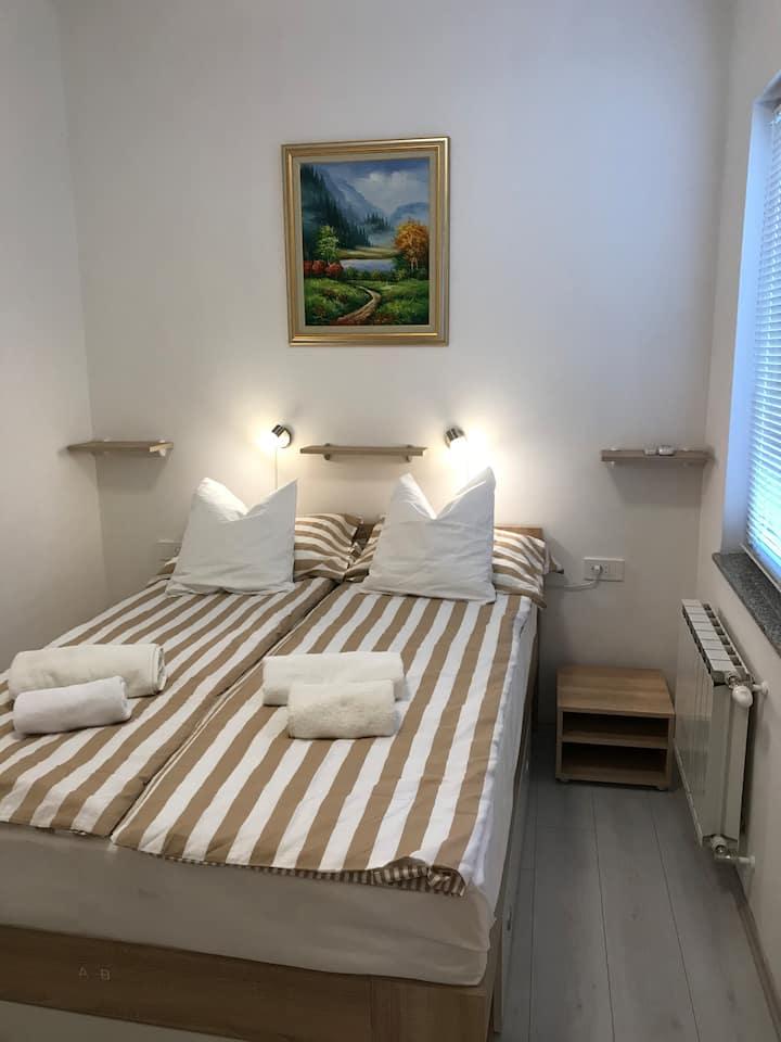 Hostel Leptir Soba 4 - ugodan boravak u Zagrebu