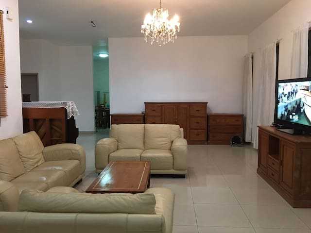 Large Living Hall