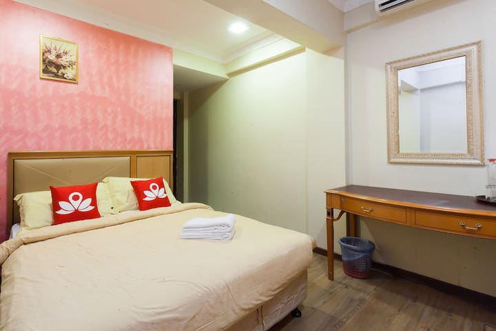Modern Room at Grand Orchard Hotel