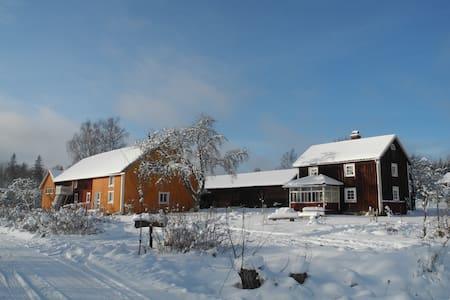 Ferien bei Bullerbü, Haus Selma - Mariannelund