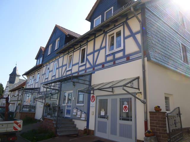 Ferienwohnung Kelze - Hofgeismar - บ้านพักตากอากาศ