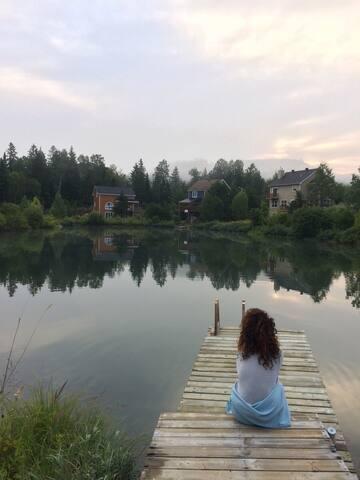 Chill and serenity loft