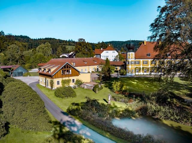 TENNE von Schloss Ramspau