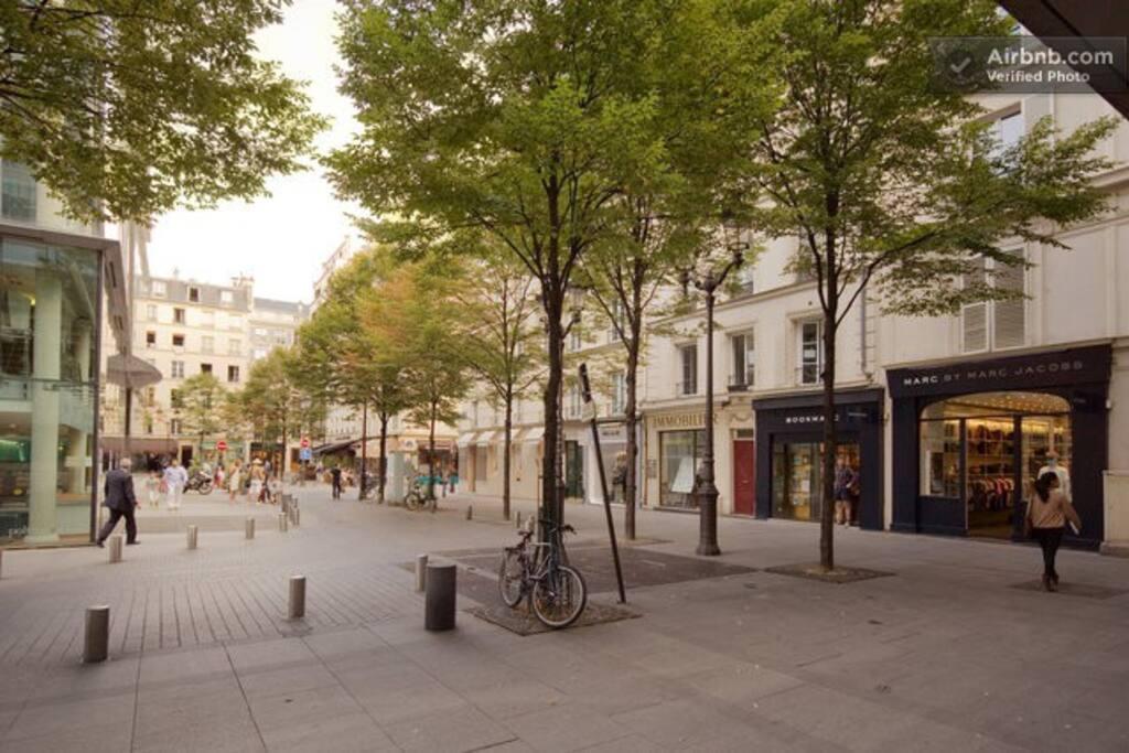 saint honore vendome apartments for rent in paris ile de france france. Black Bedroom Furniture Sets. Home Design Ideas