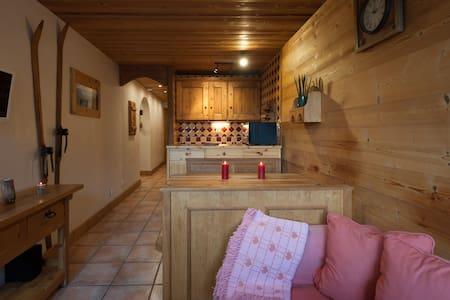 Super appt, piscine, sauna, wifi pour un hiver zen - Champagny-en-Vanoise
