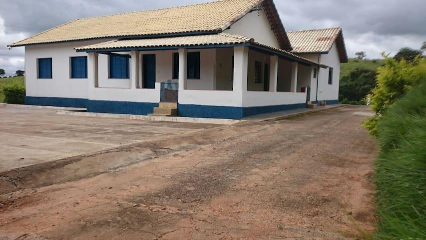 Fazenda São Miguel - Casa Sede - Areado - Houten huisje