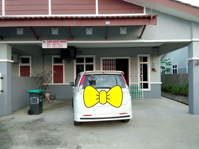 A house near Pendang