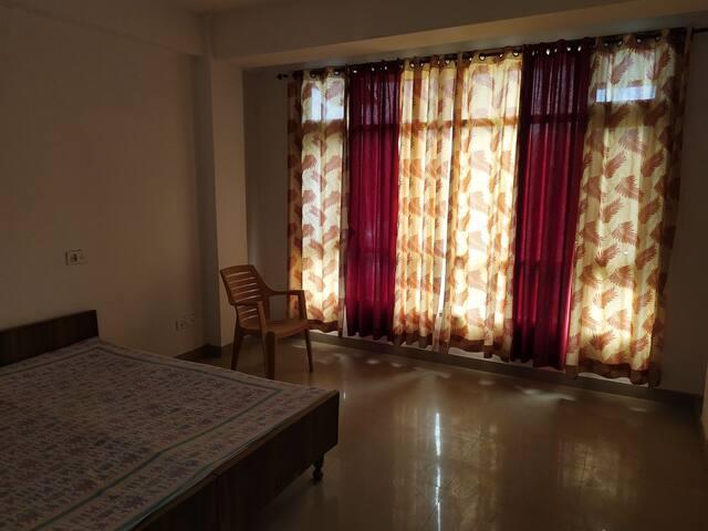 Bedroom front side