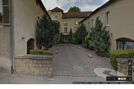 Au manoir de Longeville les Metz - Longeville-lès-Metz - Apartment