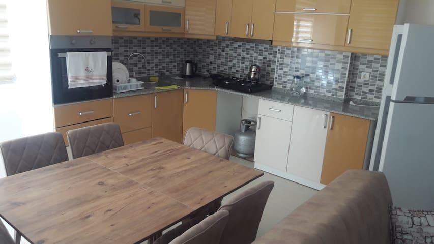 Ege Yildiz seaview apartment