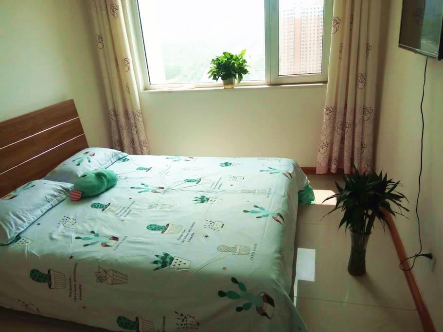 卧室,1.5米床
