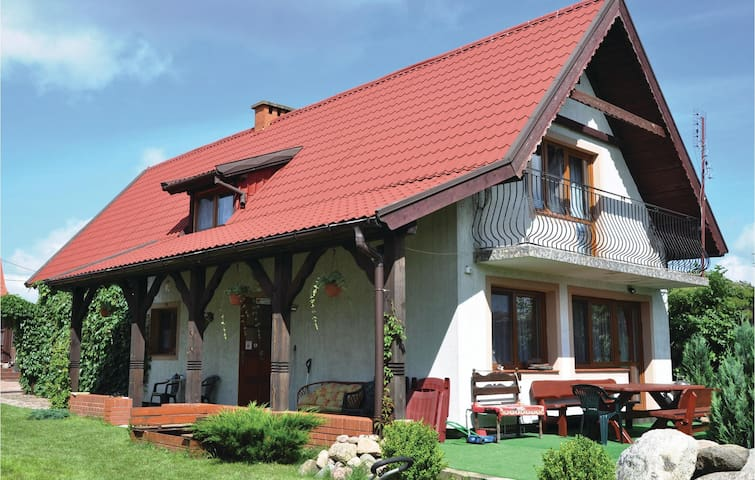 Holiday cottage with 3 bedrooms on 116m² in Ruciane-Nida