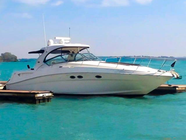 48ft Sea Ray Cruiser - Rent a boat for a day! - Cartagena - Boat