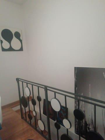 Camera degli ospiti in appartamento