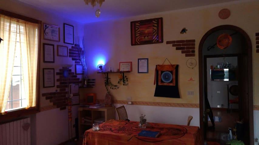 Casa studio delle luci