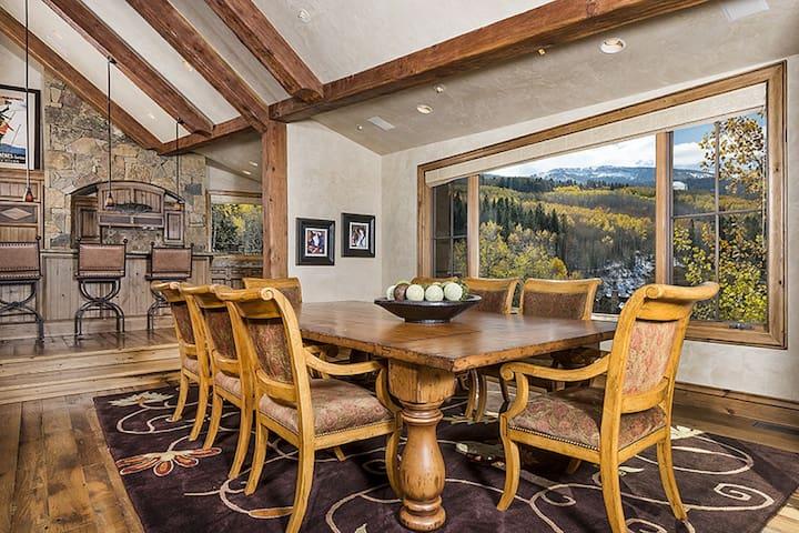 Snowmass Luxury Villas For Rent, 1 888.295.2468