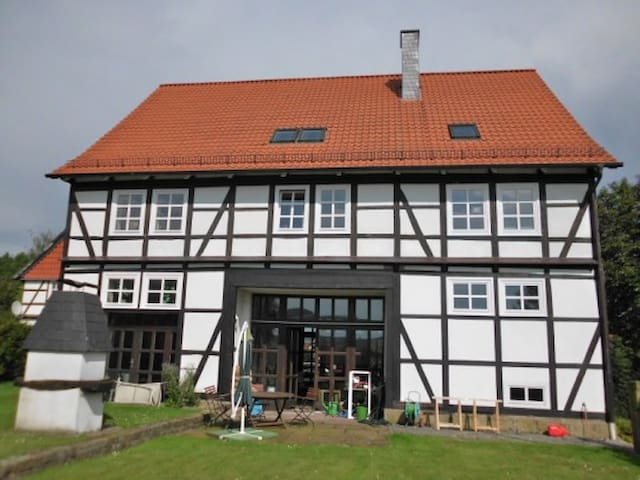 "The ""BARN"" - Oase am Vorharz - Seesen - House"