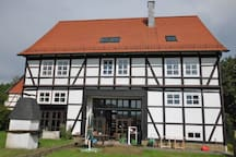 """The """"BARN"""" - Oase am Vorharz"""