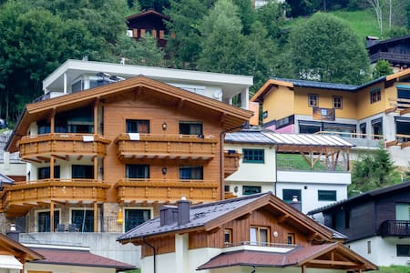 Cozy Apartment in Saalbach-Hinterglemm with Sauna