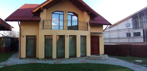 The villa of the Mocans