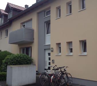 Gegenüber Leopoldina Krankenhaus/SW - Schweinfurt - Wohnung