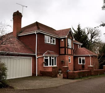 A country home from home 15 mins from LHR - Farnham Common - Haus