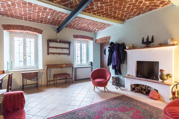Cascina Pangeri - Roatto - Bed & Breakfast