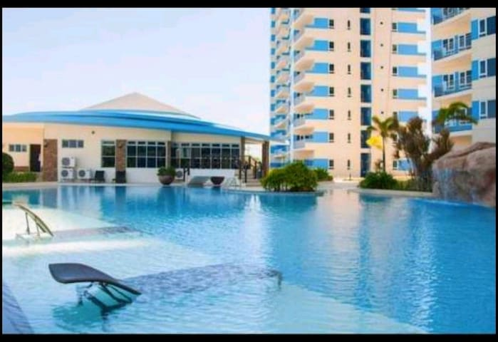 Amazing seaview apartment Cebu,Amisa Residences