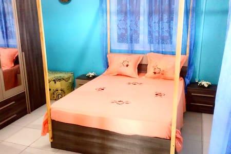 Loue chambre privée dans logement agréable