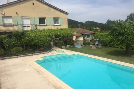 Appartement en Sud-Ardèche - Vinezac - Daire