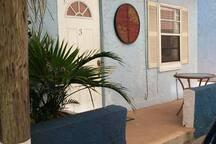 Your front door to Modern, Executive, beach bungalow