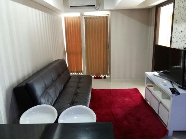 2 Bedroom apartment at H Cawang - East Jakarta - Appartement