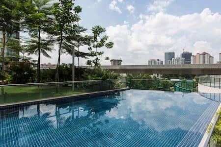 Best budget stay - near subang air - Apartament