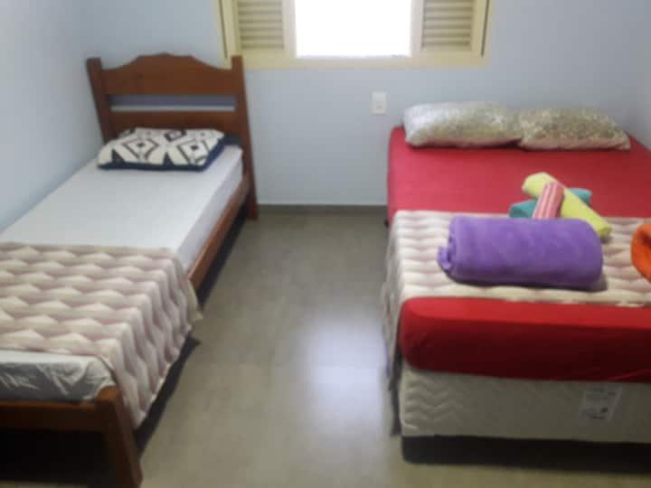 Quarto (flat) em Piumhi.