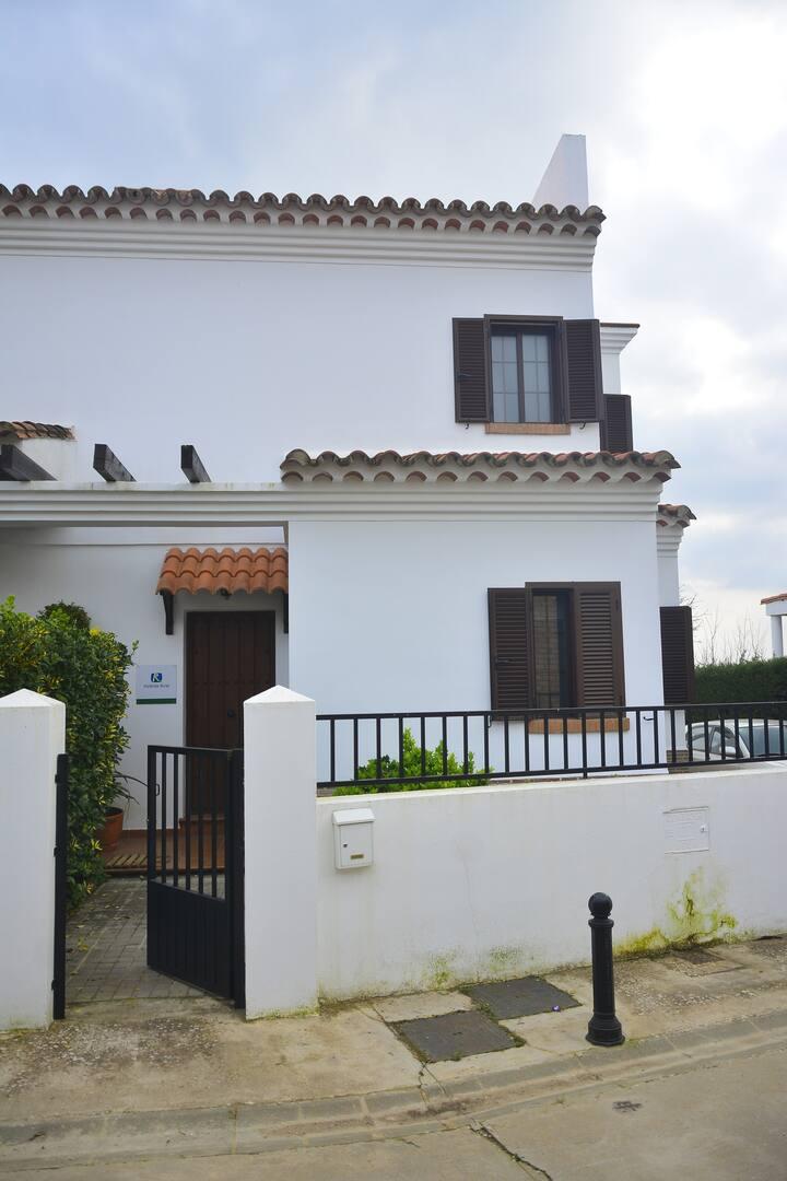 Casa en la aldea de Jabuguillo